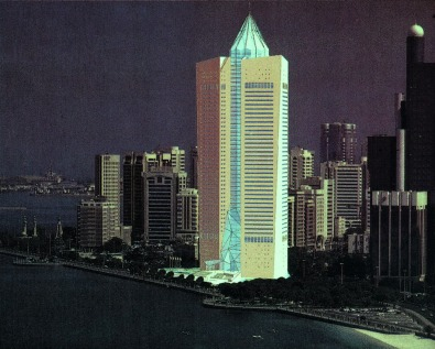 001 Diamond Tower