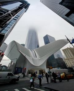 Atrio monumentale WTC