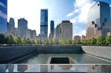 Memorial, la vasca/fontana