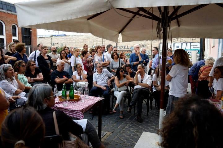Tutti per Roma raduno 2