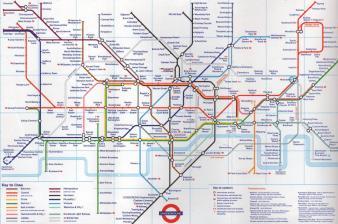 metro Londra