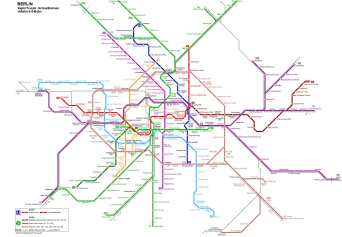 metro Berlino