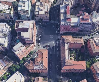 Piazza Acilia