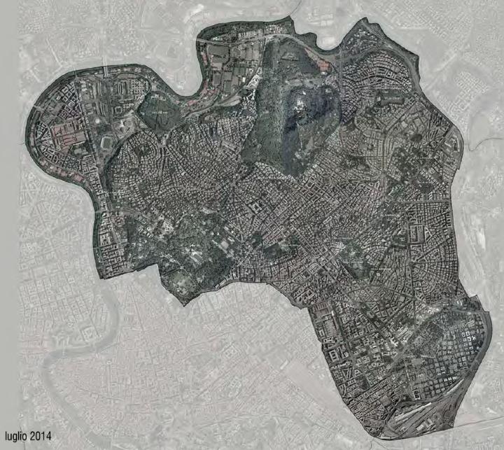 Mappa base aerea