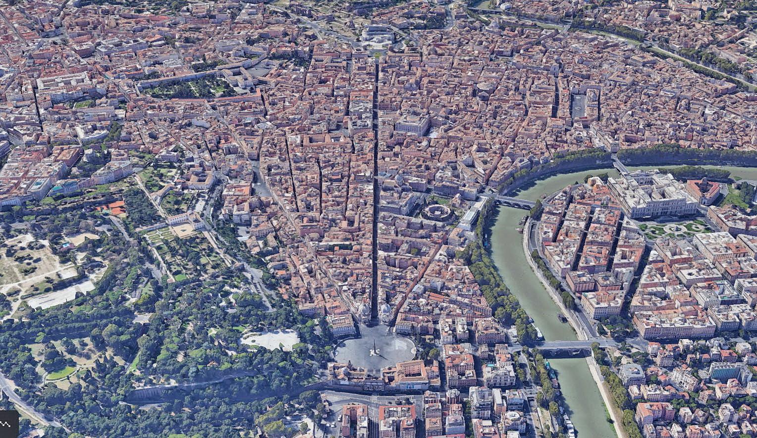Qualità urbana_Roma